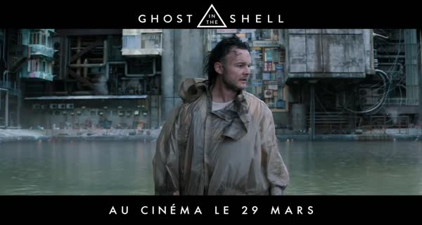bande-annonce Ghost In The Shell
