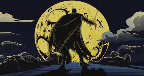 bande-annonce Batman Ninja