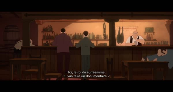bande-annonce Buñuel après l'âge d'or