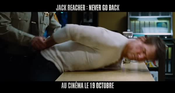 bande-annonce Jack Reacher 2