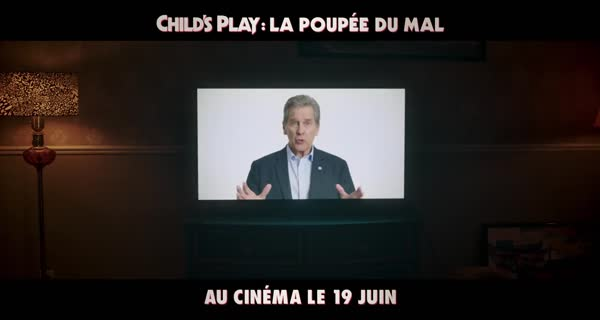 bande-annonce Child's Play : La poupée du mal