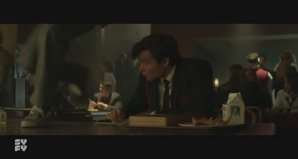 bande-annonce Deadly Class