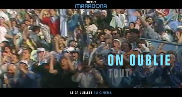 bande-annonce Diego Maradona