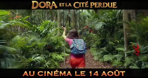 bande-annonce Dora et la Cité perdue
