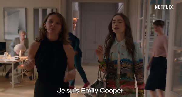 bande-annonce Emily in Paris