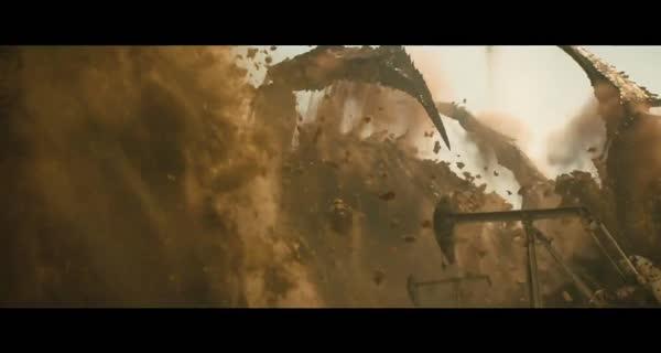 bande-annonce Godzilla: Roi des Monstres