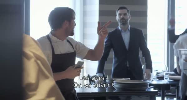 bande-annonce Noma au Japon : (Ré)inventer le meilleur restaurant du monde