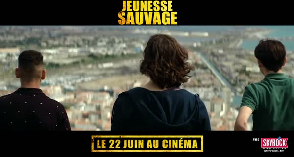 bande-annonce Jeunesse sauvage
