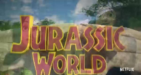 bande-annonce Jurassic World - La Colo du Crétacé