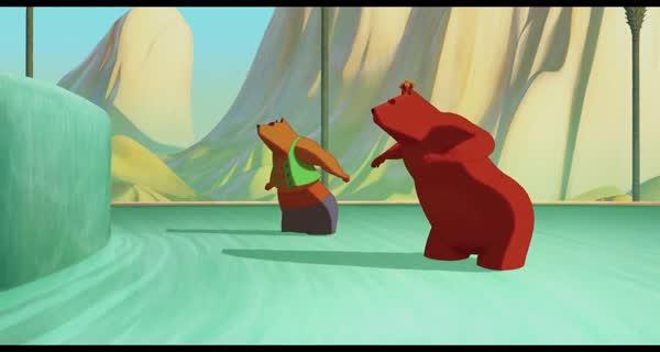 bande-annonce La Fameuse invasion des ours en Sicile