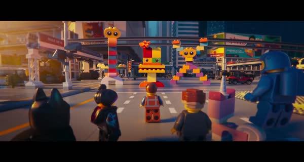 bande-annonce La Grande Aventure Lego 2