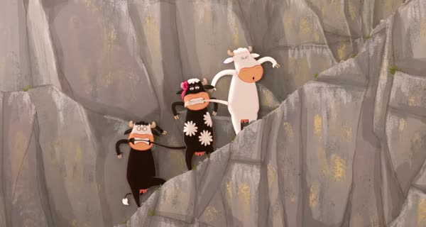 Le Quatuor à cornes Là-haut sur la montagne