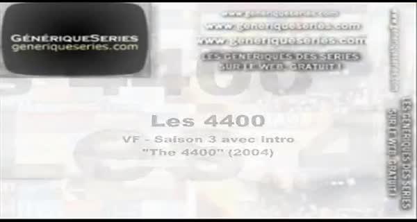 bande-annonce Les 4400