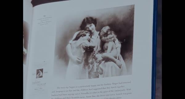 bande-annonce Les Enfants d'Isadora