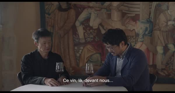 bande-annonce L'Âme du vin