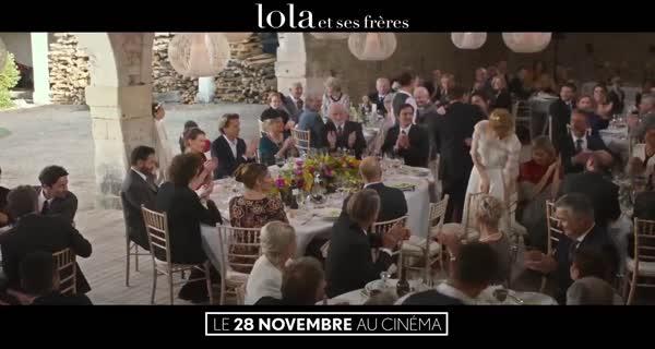bande-annonce Lola et ses frères