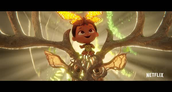 bande-annonce Maya and the Three