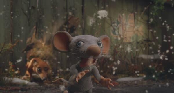 bande-annonce Même les souris vont au paradis