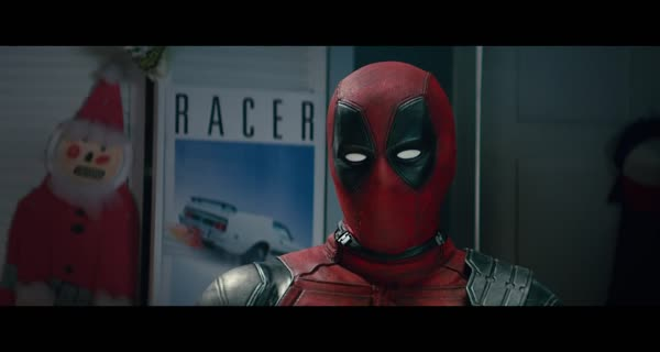 bande-annonce Once Upon a Deadpool