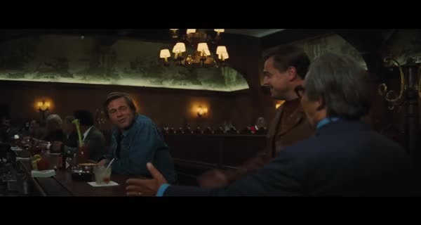 bande-annonce Once Upon A Time In Hollywood