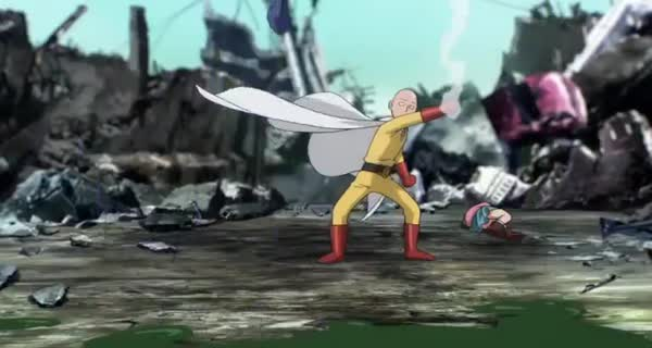 bande-annonce One Punch Man