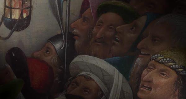 bande-annonce Pâques dans l'histoire de l'art