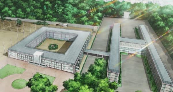 bande-annonce Prison School