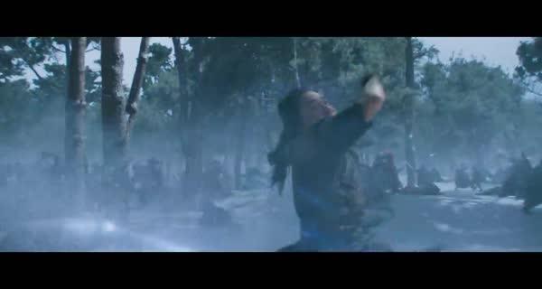 bande-annonce Shang-Chi et la Légende des Dix Anneaux