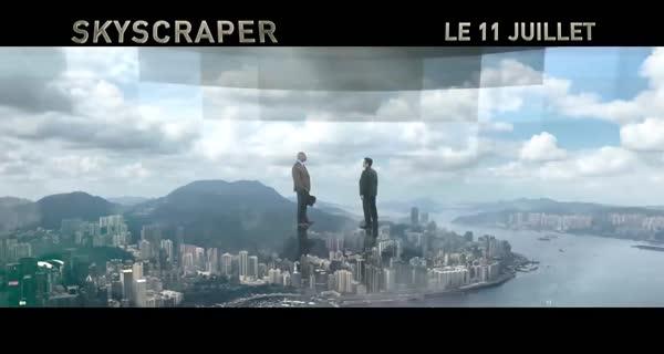 bande-annonce Skyscraper