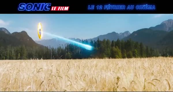 bande-annonce Sonic The Hedgehog