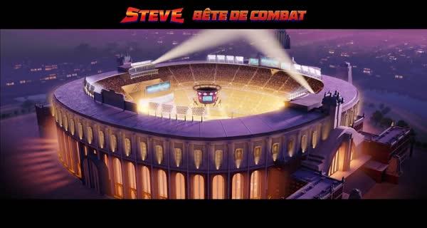 bande-annonce Steve - Bête de combat