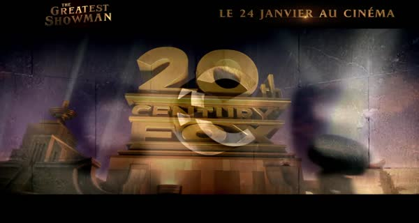 bande-annonce The Greatest Showman On Earth