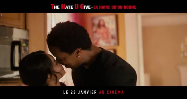 bande-annonce The Hate U Give
