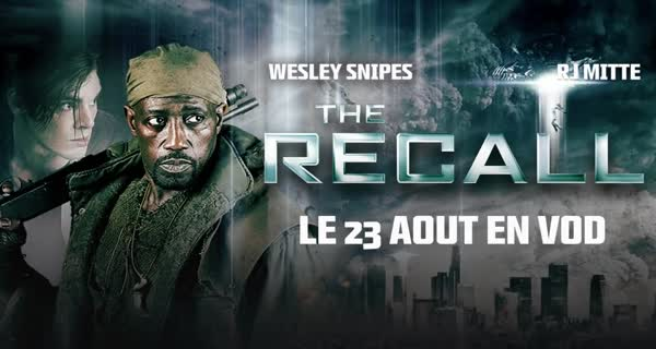 bande-annonce The Recall