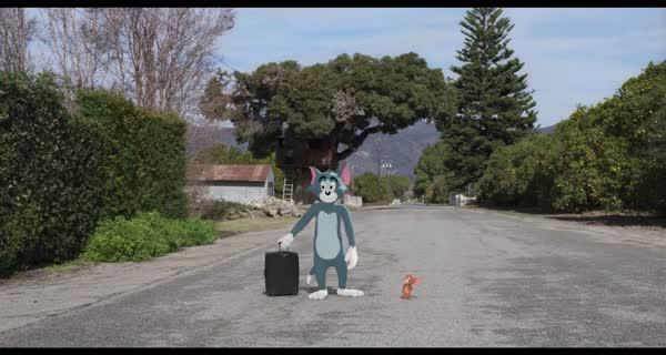bande annonce du film Tom et Jerry