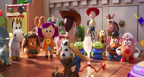 bande-annonce Toy Story 4