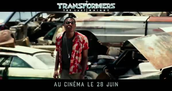 bande-annonce Transformers : The Last Knight