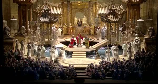 Turandot (Metropolitan Opera 2019)
