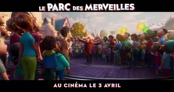 bande-annonce Le Parc des Merveilles