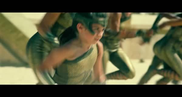 bande-annonce Wonder Woman 1984